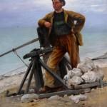 Fiskare i Bretagne