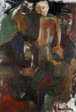 Erland Cullberg 190 x 130cm