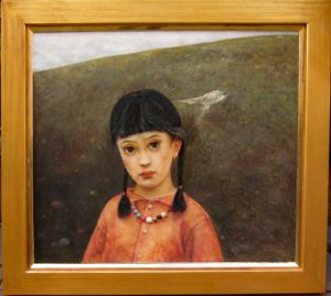 Zhao Kailin 92 x 104cm