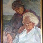 Ernst och Traute Rose